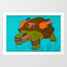 Tortoise Art Print