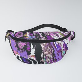 HORSE WILD AND PRETTY OIL PAINTNG Fanny Pack
