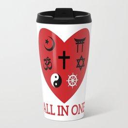 All in one Travel Mug
