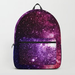 Interstellar Nebula Backpack