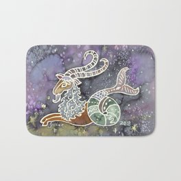 Zodiac Collection: Capricorn Bath Mat