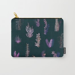 Violet Garden at Night Carry-All Pouch