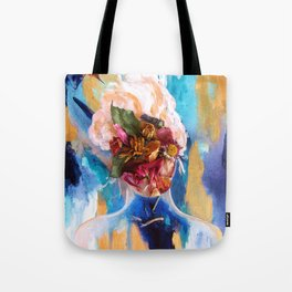 The Risk to Remain Tote Bag
