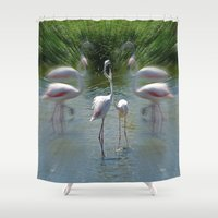 lovers Shower Curtains featuring Lovers by CrismanArt