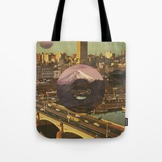 City Transport Tote Bag