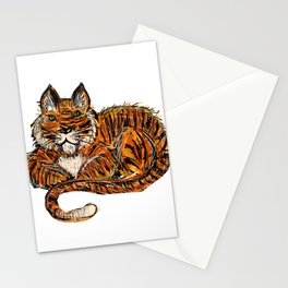 Tigconic Stationery Cards