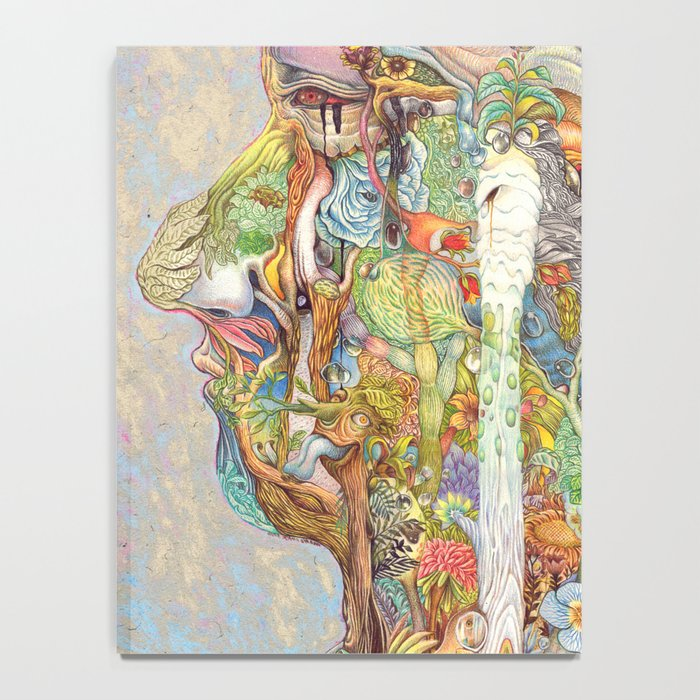 Head nature Notebook