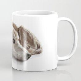 "Canna ""Missing You"" Coffee Mug"
