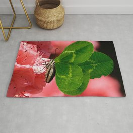Lucky Butterfly Rug