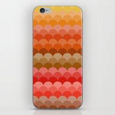 Autumn Frolic, Harvest Hearth iPhone & iPod Skin