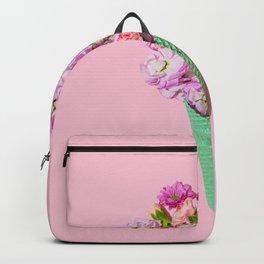 Flower Flurry I Backpack