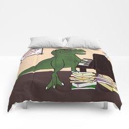 T-Rex Piano Comforters