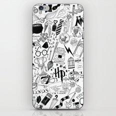 Hogwarts, Hogwarts, Hoggy Warty Hogwarts iPhone & iPod Skin