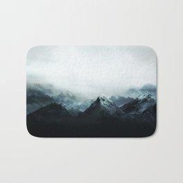 Mountain Peaks Bath Mat