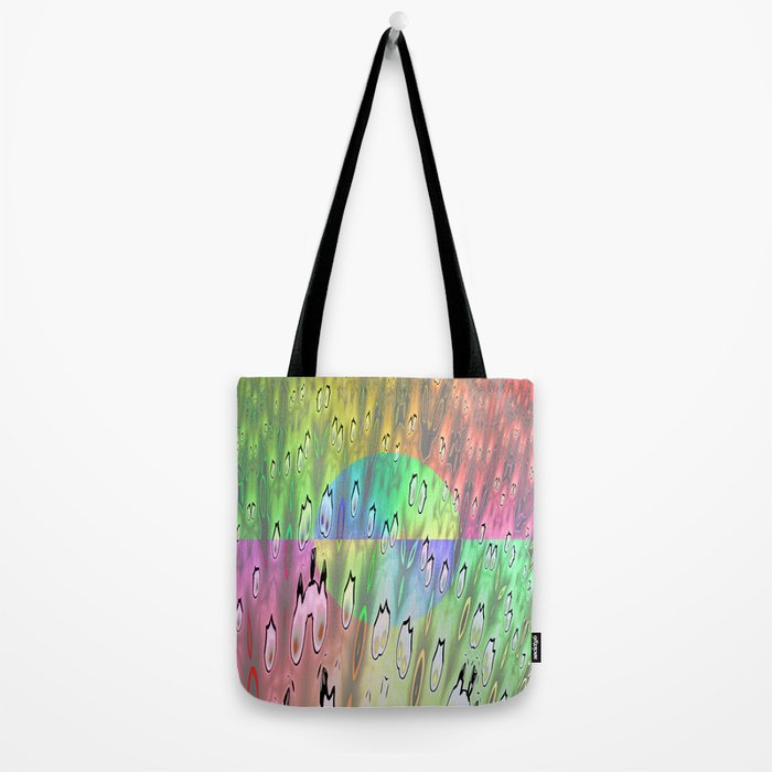 firebodies with blue eyes II Tote Bag