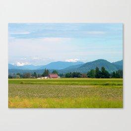 Untitled 7. Canvas Print