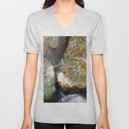 In the mood of zen Unisex V-Neck
