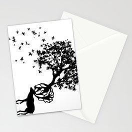 Elk-Naturalle Stationery Cards