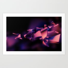Husk 04 Art Print