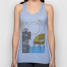 Library Unisex Tank Top