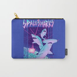 Space Sharks! Carry-All Pouch