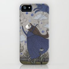 Violetta Dreaming iPhone (5, 5s) Slim Case
