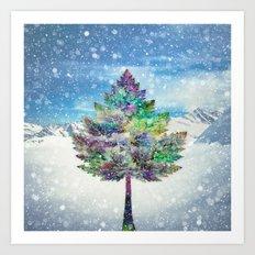 Christmas Art Print