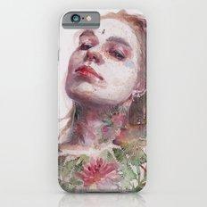Leaves on Skin Slim Case iPhone 6s
