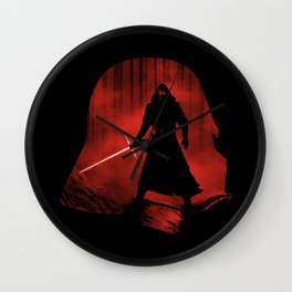 A New Dark Force Wall Clock