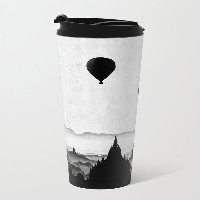 Aurora (On Paper) Metal Travel Mug