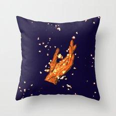 Lighten Up Throw Pillow