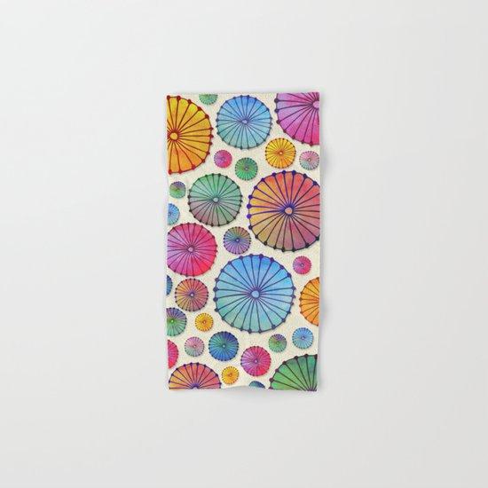 Coctail Umbrellas - Summer Memories Hand & Bath Towel