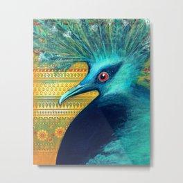 Ira Peacock Metal Print