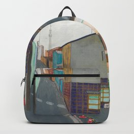 Nisja: tokyo 3 Backpack