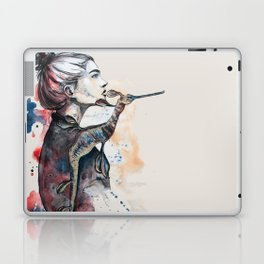seehorse by carographic Laptop & iPad Skin