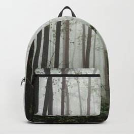 Great Smoky Mountains National Park - Forest Fog Adventure Backpack