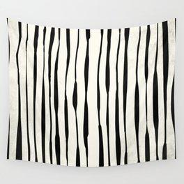 Retro Stripe Reverse Wall Tapestry