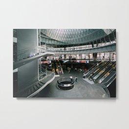 Fulton Center 02 Metal Print