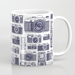 Film Cameras Coffee Mug