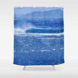 Tropical Fiji Shower Curtain