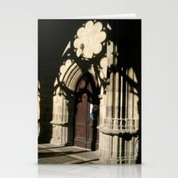 religious Stationery Cards featuring Religious shadows by Art de L'aube