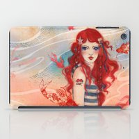 pirate iPad Cases featuring Pirate by Minasmoke