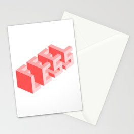 Times are tough Stationery Cards