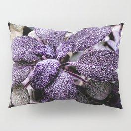 Mauveine Mullein Pillow Sham