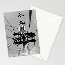 CROSSROAD GUARDIAN - GMB CHOMICHUK Stationery Cards
