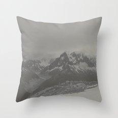 Alpine I Throw Pillow