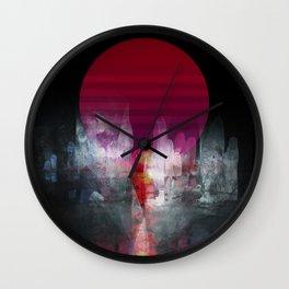 Disparity Wall Clock