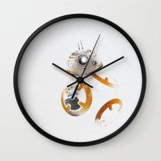 Astromech Beebee-Ate Wall Clock