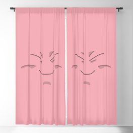Majin Buu Blackout Curtain