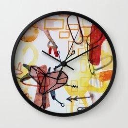Where's the Giraffe Wall Clock